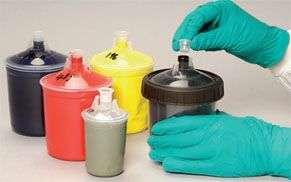 Система 3М PPS для приготовления красок