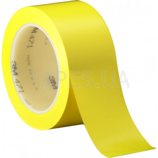 3m 471 vinyl yellow tape