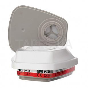фильтр 3М 6096 А1 HgP3 R