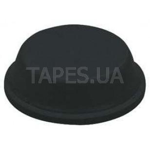 3m bumpon 5076 black