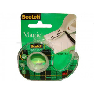 Невидимая клейкая лента 3М Scotch Magic