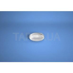 Полусферический полиуретановый бампер BS-27 (7,9мм х 2,2мм) прозрачный, Bumper Specialties Inc.