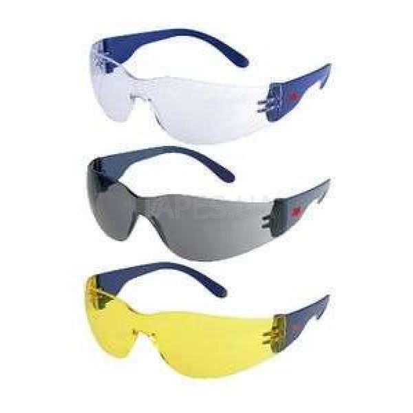 9f0492fa74de Открытые защитные очки 3М 2720, классические, прозрачные