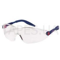 Защитные очки 3М 2740, комфорт, прозрачные