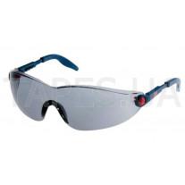 Защитные очки 3М 2741, комфорт, темные
