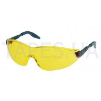 Защитные очки 3М 2742, комфорт, желтые