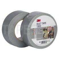 Сантехнический армированный скотч 3М 1900 (50мм х 50м х 0,15мм) на тканевой основе