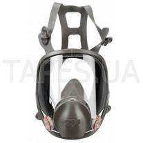 Полнолицевая маска 3М 6800 серии 6000, М - средний размер