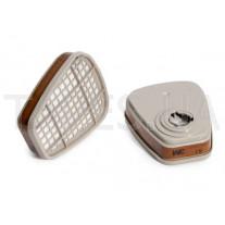 Фильтр 3М 6051 от органических газов и паров для респираторов серии 6000 / 7500, уровень защиты класс А1
