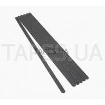 Противоскользящая лента для плитки 3M 610 в короткой намотке, черный цвет (25мм х 1м)