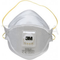 Респиратор 3М 9312+ с клапаном от токсичной пыли, класс FFP1, EN149