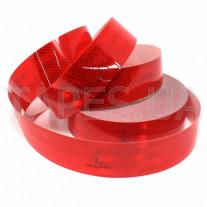 Красная световозвращающая пленка 3М 983-72, размер 55мм х 50м