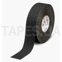 Противоскользящая лента 3M Safety-Walk грубой зернистости 710, черный цвет (25мм х 18,3м)