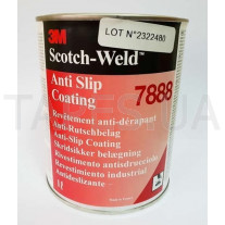 Противоскользящее покрытие 3M Scotch-Weld 7888, 1 литр