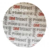Матирующий круг 3М 50341, Trizact, градация Р1000, диаметр 150 мм