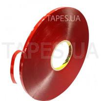 Двухсторонний скотч 3М VHB 4905 прозрачная клейкая лента, вспененная акриловая основа, толщина ленты 0,5мм, 151/93 °С