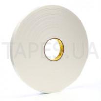Толстая прозрачная лента 3M VHB 150F, толщина 1,5мм, длина рулона 16,5м