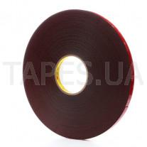 Двухсторонний акриловый скотч 3М™ VHB™ 5925F, лента повышенной прочности, Scotch для сложных поверхностей, толщина ленты 0,64мм, 150/120 °С
