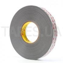 Двухсторонний скотч 3М RP25 VHB клейкая лента на вспененной акриловой основе, толщина ленты 0,64мм, 90/150°C