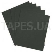 Абразивная водостойкая бумага 3М 01975 Wetordry 734, Tri-M-ite, P400, карбид кремния, (230мм х 280мм)