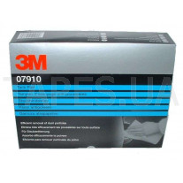 Липкая салфетка 3М 07910, Tack Pad, 175 х 235, 10 штук в коробке