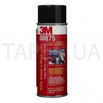 Текстурное покрытие 3М 08875, антигравийное, белое, 1л, бутыль