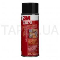 Текстурное покрытие 3М 08878, антигравийное, белое, 1л, бутыль