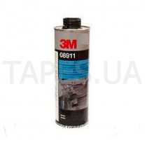 Мастика 3М 08911 для скрытых полостей, 1л, бутыль, цвет - желтый