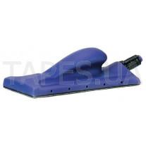 Широкий шлифок 3M 09314 Hookit Dust Free, конфигурация 505В, 10 отверстий, 115 мм х 225 мм