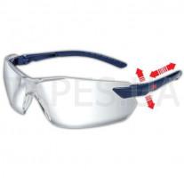 Улучшенные защитные очки 3М 2820, классические, прозрачные