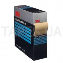Мягкий абразивный рулон 3М 50337/60557, пылеотталкивающее покрытие, золотой, 216U, P400, 114mm х 25m