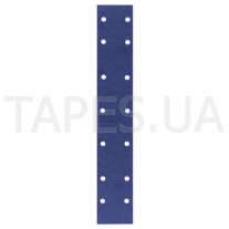 Абразивная полоска 3М 60396 для длинных шлифков Hookit II с пылеотводом, пурпурный, 730U LS707D, P120, 70mmx419mm