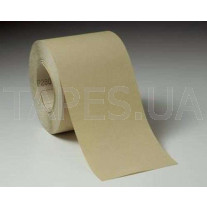 Абразивная бумага в рулоне 3М 61057 без пылеотвода, золотой, 255P, P180, 75mmx1m