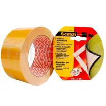 Двухсторонний скотч 3М 9191 для фиксации ковровых покрытий (50мм х 25м х 0,26мм)