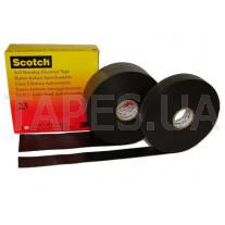 Изолента 3M Scotch™ 23 «Сырая резина» этилено-пропиленовая резина самовулканизирующаяся скотч 23 (38mm x 9.15m х 0,76mm) универсальная