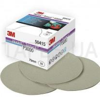 Микротонкий абразивный диск (полировальный круг) 3М 50415 Trizact™, диаметр 75 мм, Р3000