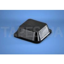 Резиновые ножки для ноутбука BS-29 черный цвет, H=6,4мм, D=19,8мм, BS Inc.