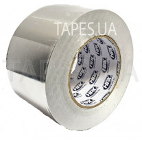 Алюминиевая фольга с липким слоем HPX 50мм х 50м, толщина 0,4мм