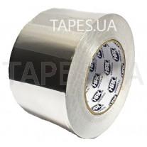 Алюминиевая самоклеящаяся лента HPX 75мм х 50м, толщина 40 мкм