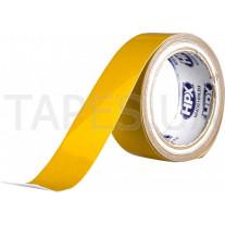 Самоклеящаяся светоотражающая лента HPX, желтый цвет 19мм х 1,5м
