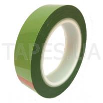 Маскирующая односторонняя клеящая лента (термоскотч) НРХ 13701 для порошковой покраски, 220C, 15мм х 66м х 0,07мм