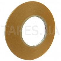 Двусторонняя клейкая лента (скотч) для полиграфии Lohmann Duplocoll 268 (9мм х 50м х 0,16 мм)