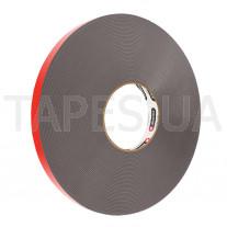 Скотч SHS MTX 5219 Montex двухсторонний вспененный акриловый, серого цвета, толщина ленты 2,3мм, длина 16,5 м, 80/120С