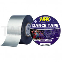 Серая ПВХ лента для сцены 50мм х 33м dance floor tape