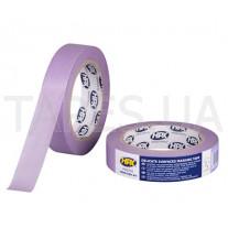 Малярная лента «Безопасное снятие» HPX фиолетовая 25мм х 25м