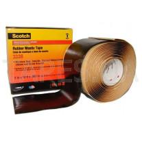 Изолента 3M 2228 Scotch™ резино-мастичная лента этилено-пропиленовая герметизирующая (50,8мм х 3,05м х 1,65мм)