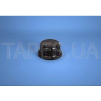 Цилиндрический самоклеящийся бампер BS-35 черный цвет, H=4,8мм, D=9,5мм Bumper Specialties Inc.