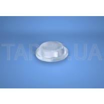Цилиндрический бампер BS-1 прозрачный цвет, H=3,5мм, D=12,7мм, Bumper Specialties Inc.