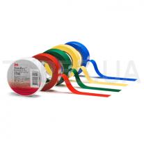Изолента 3M Temflex™ 1500 общего применения поливинилхлоридная ПВХ лента (15мм x 10м х 0,15мм), черный, белый, синий, желтый, желто-зеленый, красный, коричневый, серый, зеленый, оранжевый цвет