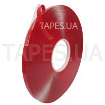 Акриловый скотч Scapa AS1160 прозрачный (12мм х 33м х 1мм) аналог 3М 4910